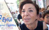 12. Ayvalık Kültür Sanat Günleri 2. gününde Aynur Özdelibaş ile Söyleşi