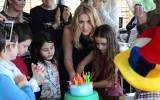 İbrahim ve Melike Ustalı'nın kızları Alya'nın Çam Oteldeki doğum günü