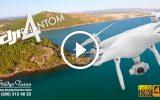 Volkan & İklima Dağlı'nın Pusula Oteldeki Dron Çekimi